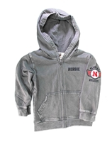 Childrens Herbie Full Zip Hoodie Nebraska Cornhuskers, Nebraska  Childrens, Huskers  Childrens, Nebraska  Kids, Huskers  Kids, Nebraska Childrens Herbie Full Zip Hoodie, Huskers Childrens Herbie Full Zip Hoodie