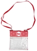Crossbody Clear Gameday Huskers Purse - DU-A4208