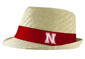 Devaney Straw Fedora Nebraska Cornhuskers, Nebraska  Mens Hats, Huskers  Mens Hats, Nebraska  Mens Hats, Huskers  Mens Hats, Nebraska Devaney Straw Fedora, Huskers Devaney Straw Fedora