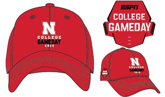 ESPN College Gameday Husker Canvas Slouch Nebraska Cornhuskers, Nebraska  Mens Hats, Huskers  Mens Hats, Nebraska  Mens Hats, Huskers  Mens Hats, Nebraska ESPN College Gameday Husker Canvas Slouch, Huskers ESPN College Gameday Husker Canvas Slouch