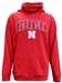 Nebraska Hoodie With Neck Gaiter - AS-D2073