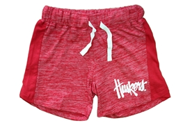 Girls Huskers Yarn Shorts Nebraska Cornhuskers, Nebraska  Childrens, Huskers  Childrens, Nebraska Shorts & Pants, Huskers Shorts & Pants, Nebraska Girls Huskers Yarn Shorts, Huskers Girls Huskers Yarn Shorts