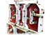 Go Big Red Illuminated Wall Sign - GR-C7005