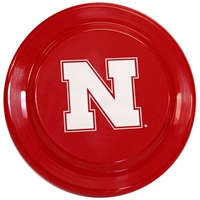 Husker Frisbee Nebraska Cornhuskers, Nebraska  Novelty, Huskers  Novelty, Nebraska  Summer Fun, Huskers  Summer Fun, Nebraska  Tailgating, Huskers  Tailgating, Nebraska Pet Items, Huskers Pet Items, Nebraska  Beads & Fun Stuff, Huskers  Beads & Fun Stuff, Nebraska Husker Frisbee, Huskers Husker Frisbee