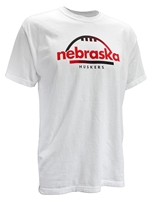 Husker Football Graphic Tee Nebraska Cornhuskers, Nebraska  Ladies Tops, Huskers  Ladies Tops, Nebraska  Ladies T-Shirts, Huskers  Ladies T-Shirts, Nebraska  Ladies, Huskers  Ladies, Nebraska  Mens, Huskers  Mens, Nebraska  Short Sleeve, Huskers  Short Sleeve, Nebraska  Mens T-Shirts , Huskers  Mens T-Shirts , Nebraska Husker Gals Football Tee, Huskers Husker Gals Football Tee