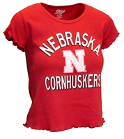 Husker Gals Urban Edge Crop Top Nebraska Cornhuskers, Nebraska  Short Sleeve, Huskers  Short Sleeve, Nebraska  Ladies, Huskers  Ladies, Nebraska  Ladies Tops, Huskers  Ladies Tops, Nebraska  Ladies T-Shirts, Huskers  Ladies T-Shirts, Nebraska Husker Gals Urban Edge Crop Top, Huskers Husker Gals Urban Edge Crop Top
