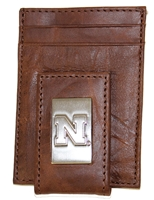 Husker N Leather Clip Wallet Nebraska Cornhuskers, Nebraska  Mens Accessories, Huskers  Mens Accessories, Nebraska  Mens, Huskers  Mens, Nebraska  Bags Purses & Wallets, Huskers  Bags Purses & Wallets, Nebraska Husker N Leather Clip Wallet, Huskers Husker N Leather Clip Wallet