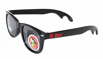 Huskers Beachfarer Bottle Opener Sunglasses Nebraska Cornhuskers, Nebraska  Mens Accessories, Huskers  Mens Accessories, Nebraska  Mens, Huskers  Mens, Nebraska  Ladies Accessories, Huskers  Ladies Accessories, Nebraska  Ladies, Huskers  Ladies, Nebraska Huskers Beachfarer Bottle Opener Sunglasses, Huskers Huskers Beachfarer Bottle Opener Sunglasses