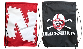 Huskers Doubleheader Backsack Nebraska Cornhuskers, Nebraska  Mens, Huskers  Mens, Nebraska  Mens Accessories, Huskers  Mens Accessories, Nebraska  Ladies, Huskers  Ladies, Nebraska  Ladies Accessories, Huskers  Ladies Accessories, Nebraska  Tailgating, Huskers  Tailgating, Nebraska  Youth, Huskers  Youth, Nebraska Doubleheader Backsack, Huskers Doubleheader Backsack