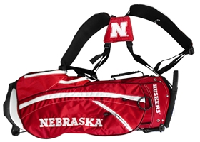 Huskers Golf Stand Bag Nebraska Cornhuskers, husker football, nebraska cornhuskers merchandise, husker merchandise, nebraska merchandise, nebraska cornhuskers golf accessories, husker golf accessories, nebraska golf accessories, nebraska golf merchandise, husker golf merchandise, nebraska cornhuskers golf merchandise, Golf Stand Bag