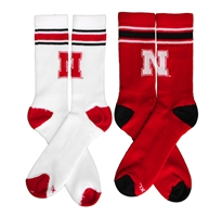 Huskers Home And Away Crew Sock Pack Nebraska Cornhuskers, Nebraska  Footwear, Huskers  Footwear, Nebraska  Mens Underwear & PJs, Huskers  Mens Underwear & PJs, Nebraska  Mens, Huskers  Mens, Nebraska  Underwear & PJs, Huskers  Underwear & PJs, Nebraska Huskers Home And Away Crew Sock Pack, Huskers Huskers Home And Away Crew Sock Pack