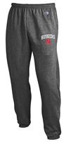 Huskers N Banded Bottom Champion Pant Nebraska Cornhuskers, Nebraska  Mens Shorts & Pants, Huskers  Mens Shorts & Pants, Nebraska Shorts & Pants, Huskers Shorts & Pants, Nebraska Nebraska Banded Bottom Champion Pant, Huskers Nebraska Banded Bottom Champion Pant