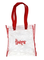 Huskers Open Stadium Tote Nebraska Cornhuskers, Nebraska  Bags Purses & Wallets, Huskers  Bags Purses & Wallets, Nebraska  Ladies, Huskers  Ladies, Nebraska  Tailgating, Huskers  Tailgating, Nebraska  Ladies Accessories, Huskers  Ladies Accessories, Nebraska Huskers Open Stadium Tote , Huskers Huskers Open Stadium Tote
