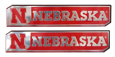 Huskers Truck Side Emblem Nebraska Cornhuskers, Nebraska Vehicle, Huskers Vehicle, Nebraska Stickers Decals & Magnets, Huskers Stickers Decals & Magnets, Nebraska Huskers Truck Side Emblem , Huskers Huskers Truck Side Emblem