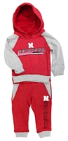Infant Nebraska Huskers Whatnots Fleece Set Nebraska Cornhuskers, Nebraska  Infant, Huskers  Infant, Nebraska Infant Nebraska Huskers Whatnots Fleece Set, Huskers Infant Nebraska Huskers Whatnots Fleece Set