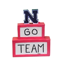 Iron N Go Team Blocks Nebraska Cornhuskers, Nebraska  Game Room & Big Red Room, Huskers  Game Room & Big Red Room, Nebraska  Office Den & Entry, Huskers  Office Den & Entry, Nebraska Iron N Go Team Blocks, Huskers Iron N Go Team Blocks