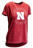 Ladies Nebraska Bakersfield Tee Nebraska Cornhuskers, Nebraska  Ladies, Huskers  Ladies, Nebraska  Short Sleeve, Huskers  Short Sleeve, Nebraska  Ladies Tops, Huskers  Ladies Tops, Nebraska  Ladies T-Shirts, Huskers  Ladies T-Shirts, Nebraska Ladies Nebraska Bakersfield Tee, Huskers Ladies Nebraska Bakersfield Tee