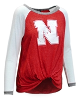 Ladies Nebraska Best In The Game Top Nebraska Cornhuskers, Nebraska  Ladies Tops, Huskers  Ladies Tops, Nebraska Ladies Nebraska Best In The Game Top, Huskers Ladies Nebraska Best In The Game Top