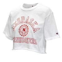 Ladies Nebraska Boyfriend Crop Tee Nebraska Cornhuskers, Nebraska  Short Sleeve, Huskers  Short Sleeve, Nebraska  Ladies T-Shirts, Huskers  Ladies T-Shirts, Nebraska  Ladies, Huskers  Ladies, Nebraska Ladies Nebraska Boyfriend Crop Tee, Huskers Ladies Nebraska Boyfriend Crop Tee