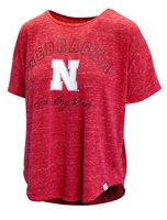 Ladies Nebraska Huskers Sheldon Tee Nebraska Cornhuskers, Nebraska  Ladies, Huskers  Ladies, Nebraska  Short Sleeve, Huskers  Short Sleeve, Nebraska  Ladies T-Shirts, Huskers  Ladies T-Shirts, Nebraska Ladies Nebraska Huskers Sheldon Tee, Huskers Ladies Nebraska Huskers Sheldon Tee