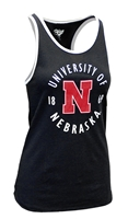 Ladies University of Nebraska Ringer Tank Nebraska Cornhuskers, Nebraska  Ladies, Huskers  Ladies, Nebraska  Tank Tops, Huskers  Tank Tops, Nebraska  Ladies T-Shirts, Huskers  Ladies T-Shirts, Nebraska  Ladies Tops, Huskers  Ladies Tops, Nebraska Ladies University of Nebraska Ringer Tank, Huskers Ladies University of Nebraska Ringer Tank