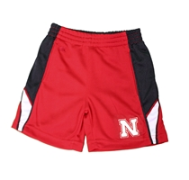 Lil Fella Nebraska 4th N Shorts Nebraska Cornhuskers, Nebraska  Childrens, Huskers  Childrens, Nebraska Shorts & Pants, Huskers Shorts & Pants, Nebraska Lil Fella Nebraska 4th N Shorts, Huskers Lil Fella Nebraska 4th N Shorts