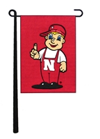 Lil Red Garden Banner Flag Nebraska Cornhuskers, Nebraska  Flags & Windsocks, Huskers  Flags & Windsocks, Nebraska  Flags & Windsocks, Huskers  Flags & Windsocks, Nebraska Lil Red Garden Banner Flag, Huskers Lil Red Garden Banner Flag