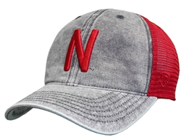 Mesh Skinny N Adjustable Lid Nebraska Cornhuskers, Nebraska  Mens Hats, Huskers  Mens Hats, Nebraska  Mens Hats, Huskers  Mens Hats, Nebraska Mesh Skinny N Adjustable Lid, Huskers Mesh Skinny N Adjustable Lid