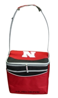 NE Husker 24 Can Insulated Cooler Nebraska Cornhuskers, Nebraska  Tailgating, Huskers  Tailgating, Nebraska NE Husker 24 Can Insulated Cooler , Huskers NE Husker 24 Can Insulated Cooler