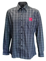 Nebraska Agent Button Down Dress Shirt Nebraska Cornhuskers, Nebraska  Mens Polos, Huskers  Mens Polos, Nebraska Polos, Huskers Polos, Nebraska Nebraska Agent Button Down Dress Shirt, Huskers Nebraska Agent Button Down Dress Shirt