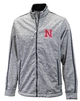 Nebraska Antigua Golf Jacket Nebraska Cornhuskers, Nebraska  Mens Outerwear, Huskers  Mens Outerwear, Nebraska  Mens, Huskers  Mens, Nebraska Nebraska Antigua Golf Jacket, Huskers Nebraska Antigua Golf Jacket