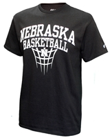 Nebraska Basketball Naismith Tee Nebraska Cornhuskers, Nebraska  Basketball, Huskers  Basketball, Nebraska  Mens T-Shirts, Huskers  Mens T-Shirts, Nebraska  Mens, Huskers  Mens, Nebraska  Short Sleeve, Huskers  Short Sleeve, Nebraska Nebraska Basketball Net Naismith Tee, Huskers Nebraska Basketball Net Naismith Tee