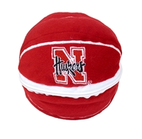 Nebraska Bear Zipper Basketball Toy Nebraska Cornhuskers, Nebraska  Toys & Games, Huskers  Toys & Games, Nebraska Fun Stuff Novelty, Huskers Fun Stuff Novelty, Nebraska Nebraska Bear Zipper Basketball Toy, Huskers Nebraska Bear Zipper Basketball Toy