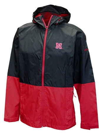e5be733a4f5 Nebraska Cornhuskers Columbia Roan Jacket