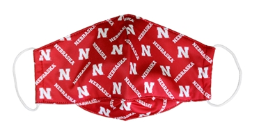 Nebraska Easy-Breathe Mask Nebraska Cornhuskers, Nebraska  Ladies, Huskers  Ladies, Nebraska  Mens, Huskers  Mens, Nebraska  Mens Accessories, Huskers  Mens Accessories, Nebraska  Ladies Accessories, Huskers  Ladies Accessories, Nebraska Nebraska Easy-Breath Mask, Huskers Nebraska Easy-Breath Mask