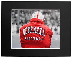Nebraska Football Coat Matted Print Nebraska Cornhuskers, Nebraska  Prints & Posters, Huskers  Prints & Posters, Nebraska Nebraska Football Coat Matted Print, Huskers Nebraska Football Coat Matted Print