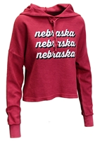 Nebraska Gals Corded Crop Hoodie Nebraska Cornhuskers, Nebraska  Ladies Sweatshirts, Huskers  Ladies Sweatshirts, Nebraska  Hoodies, Huskers  Hoodies, Nebraska  Ladies, Huskers  Ladies, Nebraska Nebraska Gals Corded Crop Hoodie, Huskers Nebraska Gals Corded Crop Hoodie