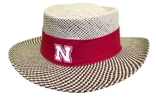 Nebraska Panama Hat Nebraska Cornhuskers, Nebraska  Mens Hats, Huskers  Mens Hats, Nebraska  Mens Hats, Huskers  Mens Hats, Nebraska  Fitted Hats, Huskers  Fitted Hats, Nebraska Golf, Huskers Golf, Nebraska Nebraska Gambler Hat , Huskers Nebraska Gambler Hat
