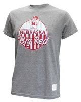 Nebraska Go Big Red Retro Tee Nebraska Cornhuskers, Nebraska  Mens, Huskers  Mens, Nebraska  Short Sleeve, Huskers  Short Sleeve, Nebraska  Mens T-Shirts, Huskers  Mens T-Shirts, Nebraska Nebraska Go Big Red Retro Tee, Huskers Nebraska Go Big Red Retro Tee