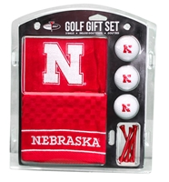 Nebraska Golf Gift Set Nebraska Cornhuskers, Nebraska Golf Items, Huskers Golf Items, Nebraska Nebraska Gift Set, Huskers Nebraska Gift Set