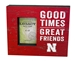 Nebraska Good Times Photo Frame - OD-B8018