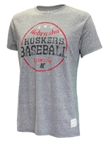 Nebraska Huskers Baseball Retro Tee Nebraska Cornhuskers, Nebraska  Mens T-Shirts, Huskers  Mens T-Shirts, Nebraska  Mens, Huskers  Mens, Nebraska  Baseball, Huskers  Baseball, Nebraska  Short Sleeve, Huskers  Short Sleeve, Nebraska Nebraska Huskers Baseball Retro Tee, Huskers Nebraska Huskers Baseball Retro Tee