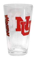 Nebraska Huskers Game Day Pint Glass Nebraska Cornhuskers, Nebraska  Kitchen & Glassware, Huskers  Kitchen & Glassware, Nebraska  Tailgating, Huskers  Tailgating, Nebraska Nebraska Huskers Game Day Pint Glass, Huskers Nebraska Huskers Game Day Pint Glass