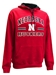 Nebraska Huskers Hero Hoodie - Red - AS-C3027