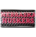 Nebraska Huskers Metal Oblong Keychain - CR-D5507
