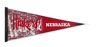 Nebraska Huskers Pennant Nebraska Cornhuskers, Nebraska  Flags & Windsocks, Huskers  Flags & Windsocks, Nebraska  Flags & Windsocks, Huskers  Flags & Windsocks, Nebraska Nebraska Huskers Pennant, Huskers Nebraska Huskers Pennant