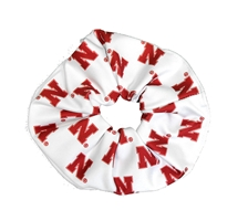 Nebraska Huskers Spirit Scrunchie Nebraska Cornhuskers, Nebraska  Ladies Accessories, Huskers  Ladies Accessories, Nebraska  Accessories, Huskers  Accessories, Nebraska  Jewelry & Hair, Huskers  Jewelry & Hair, Nebraska  Ladies, Huskers  Ladies, Nebraska Nebraska Huskers Spirit Scrunchie, Huskers Nebraska Huskers Spirit Scrunchie