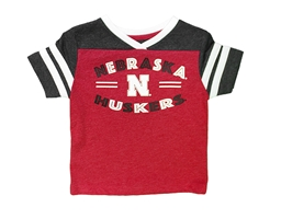 Nebraska Huskers Toddler Girls Good Feather Tee Nebraska Cornhuskers, Nebraska  Kids, Huskers  Kids, Nebraska  Childrens, Huskers  Childrens, Nebraska Nebraska Huskers Toddler Girls Good Feather Tee, Huskers Nebraska Huskers Toddler Girls Good Feather Tee