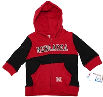 Nebraska Infant Midfield Fleece Set Nebraska Cornhuskers, Nebraska  Infant, Huskers  Infant, Nebraska Shorts & Pants, Huskers Shorts & Pants, Nebraska  Kids, Huskers  Kids, Nebraska  Zippered, Huskers  Zippered, Nebraska Nebraska Infant Midfield Fleece Set, Huskers Nebraska Infant Midfield Fleece Set
