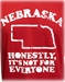Nebraska Its Not For Everyone Tee - AT-C5049